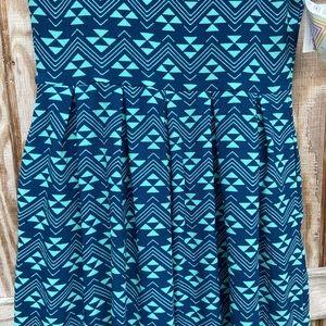 LuLaRoe Dresses - LulaRoe - Amelia Dress